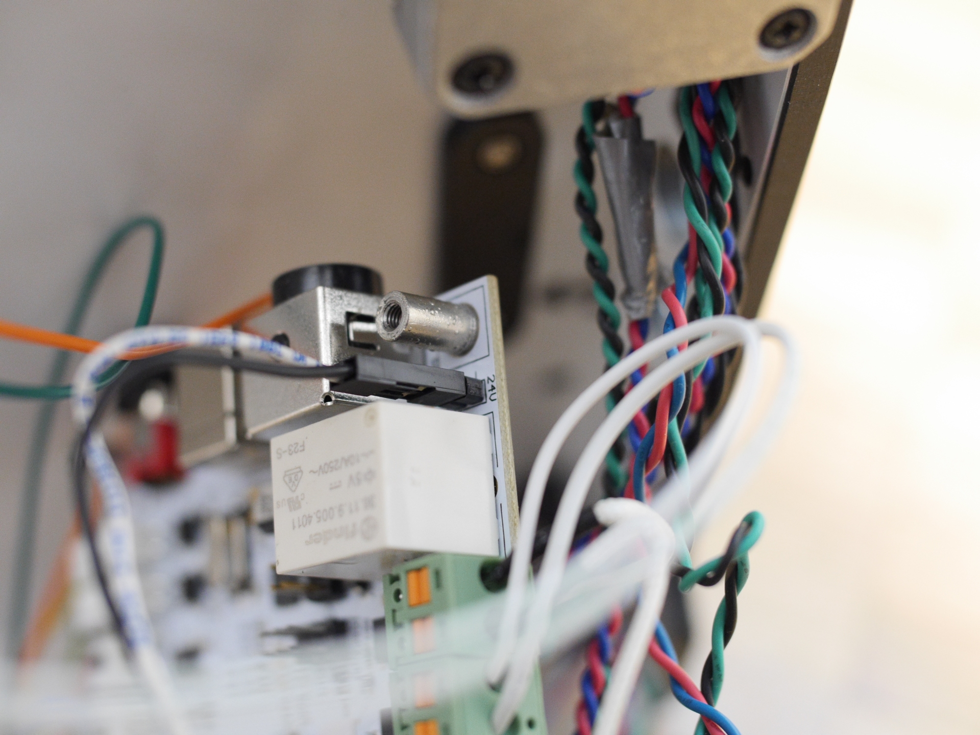 Step 4 - Wiring and connecting to the boar - Mark2 - the ... With Wiring Board on